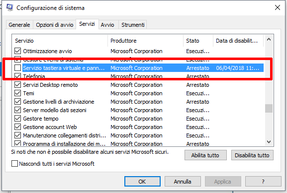 Problemi della tavoletta grafica e Windows 10 » Graphixmania it